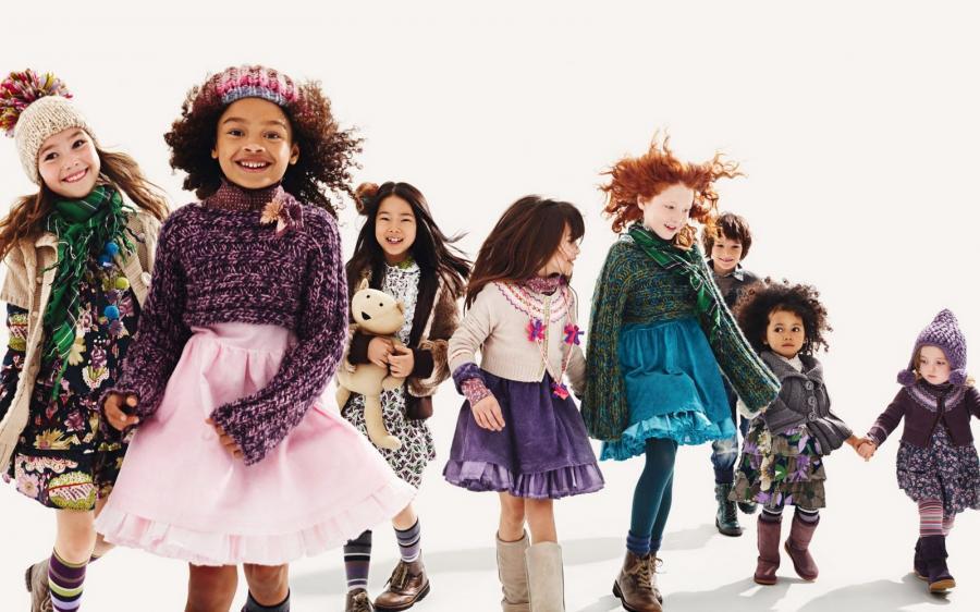 одежда для детей сезон 2014. детская_мода